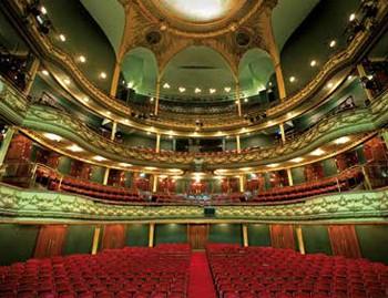 Antwerpen - Musikgenuss in historischem Gewand