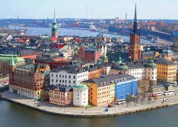 Stockholm - BAROCK BIS SEVENTIES - MUSIKALISCHE ZEITREISEN
