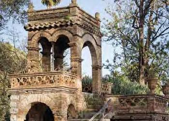 SIZILIEN - HISTORISCHE VILLEN UND MEISTERLICHE PARKANLAGEN