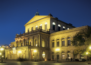 Hannover - KUNSTSTADT MIT ROYALEM ERBE