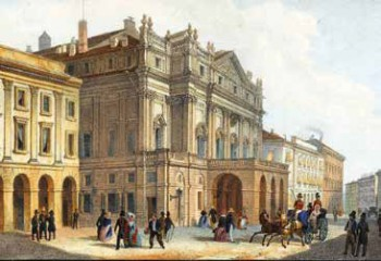 Mailand - Verdi Da Vinci und Haute Couture