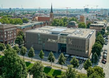 Von Mannheim bis Basel - Kunst links und rechts des Rheins