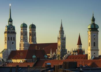 München - BLAUER REITER UND BELGISCHE MODERNE