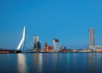 Rotterdam - Zentrum für Kunst und Architektur