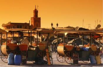 Marrakech - Eine Stadt wie im Märchen