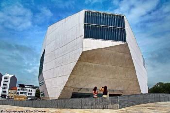Porto - Musik am Rio Douro