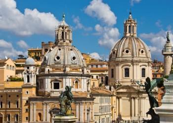 Rom - Musik und Kunst vor Antiker Kulisse